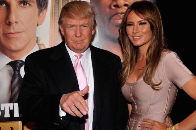 هذا ما طلبته الزوجة الأولى للرئيس المُنتخب 'دونالد ترامب' منه!! أمر غير متوقع بتاتاً .. فهل سينفذ ما طُلب منه؟!
