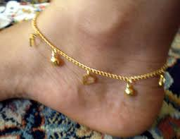 anklet jewellery in Latvia