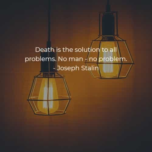 Powerful Joseph Stalin quotes that will never be forgotten