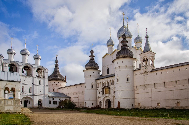 Фотографии города Ростов Великий