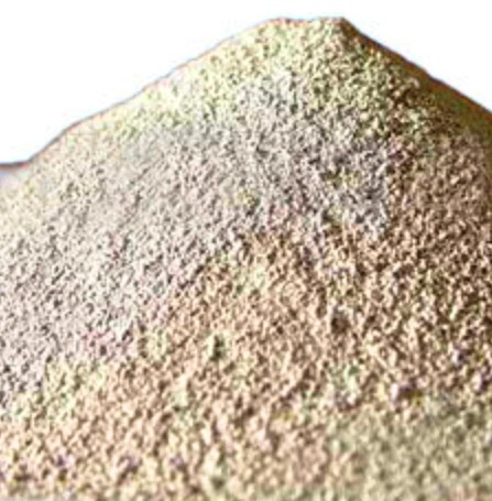 Metallic aluminum powder for concrete act as gas forming admixtures