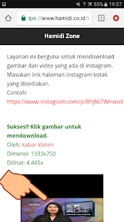 Cara Menyimpan Video Di Instagram TV (IGTV) Ke Galeri
