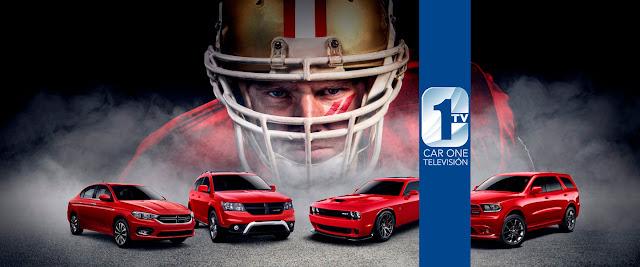 """Dodge gana un """"touchdown"""" con la NFL"""