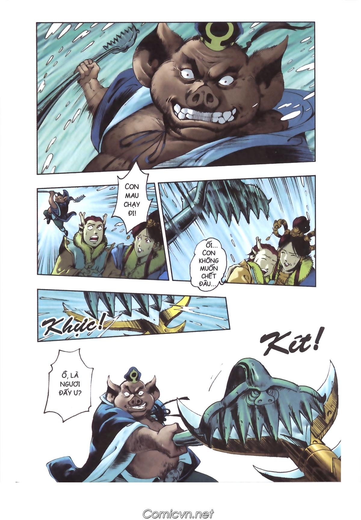 Tây Du Ký màu - Chapter 112 - Pic 14