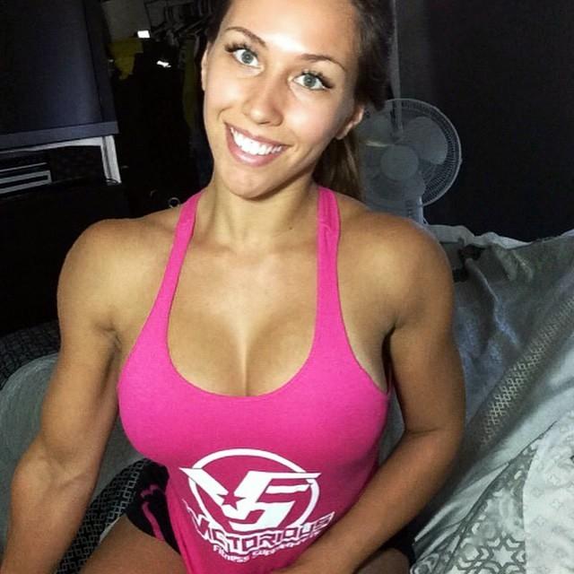 Seksi Fitnes Devojke
