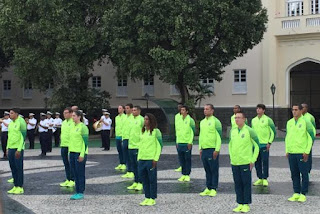 Com 14 medalhas de atletas militares, Brasil supera meta
