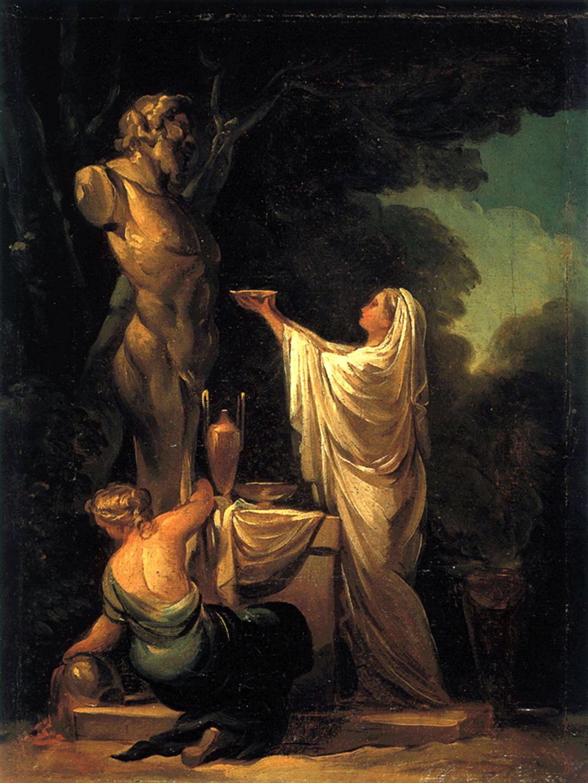 Francisco Goya Rococo Era Romantic Painter And