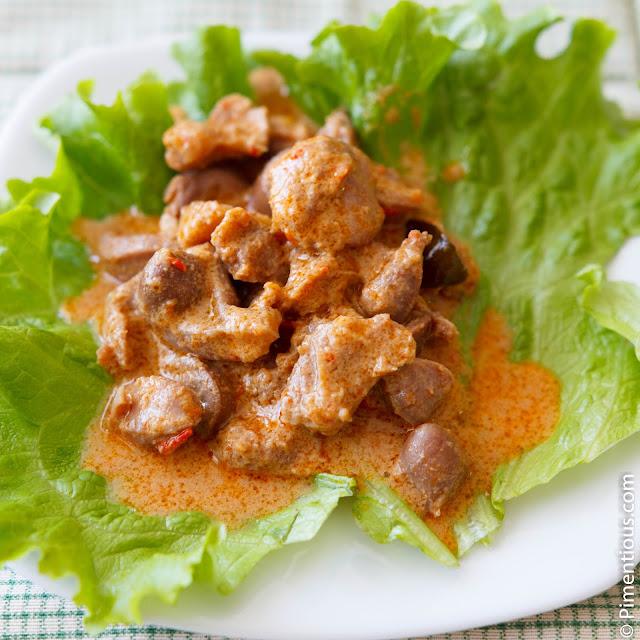 sambal goreng ampela