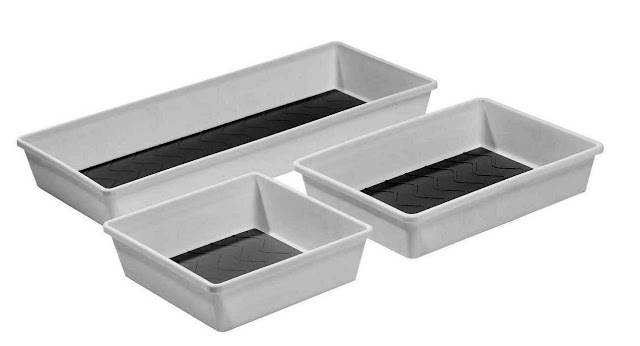 Set Of Three Organizer Trays From Studio Cards & Gifts