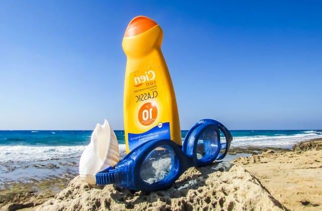 tabir surya untuk jenis kulit sensitif