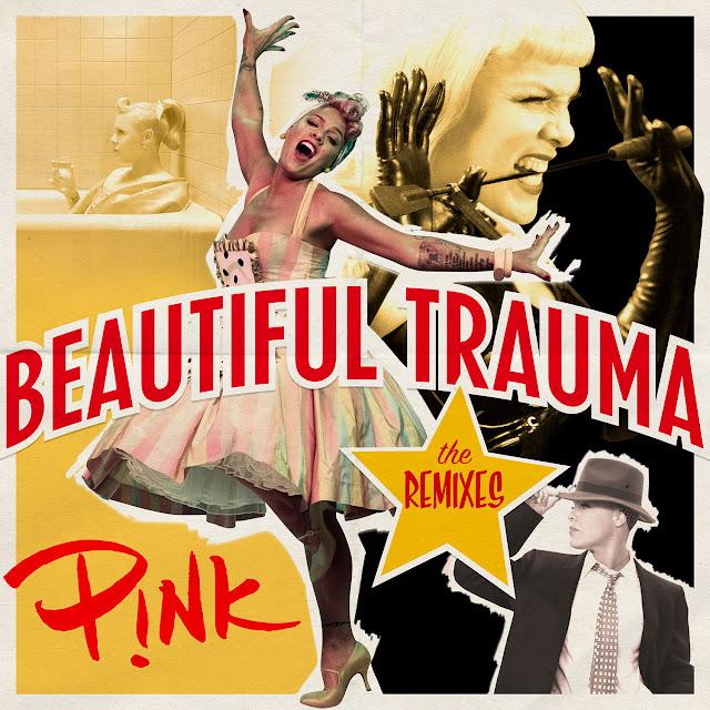 iLoveiTunesMusic.net 1600x0w P!nk - Beautiful Trauma (The Remixes) - EP EP New Music P!nk Pop