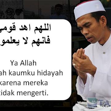 Gak sampai 24 Jam Didoakan Ustadz Abdul Somad, Penghinanya Alami Hal Tak Terduga