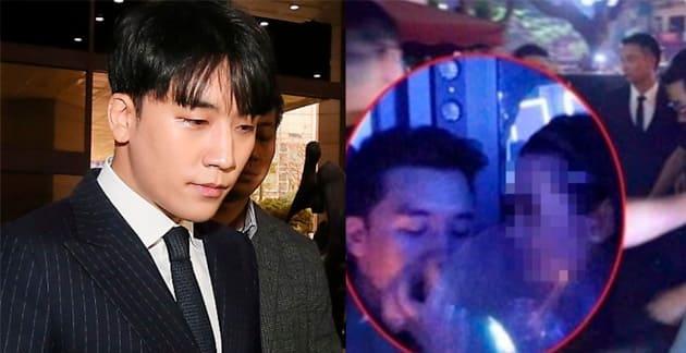 El abogado Kim Hee Jun revela la sentencia de Seungri si se le encuentra culpable de usar Happy balloons