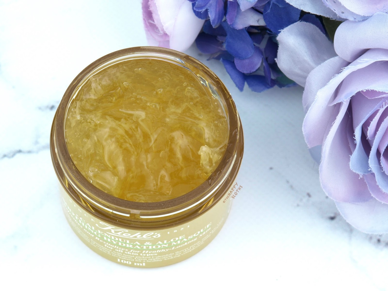 Kiehl's Calendula & Aloe Soothing Hydration Masque: Review