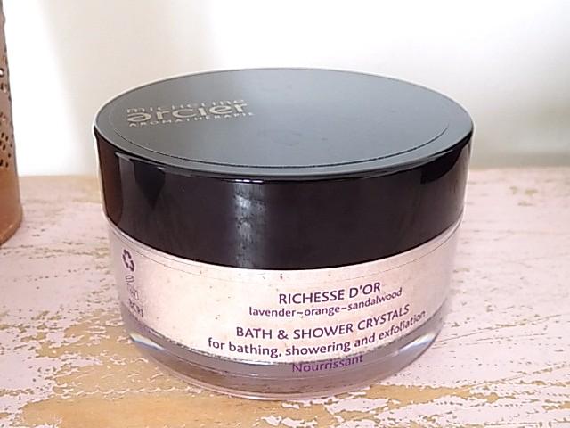 Micheline Arcier Aromatherapie Bath Oil + Harmonie Bath & Shower Crystals