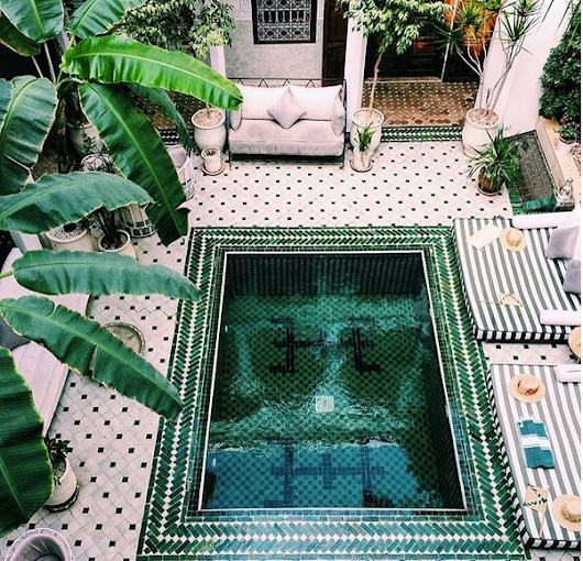 WEEKEND READING - Inspiration from Marrakech