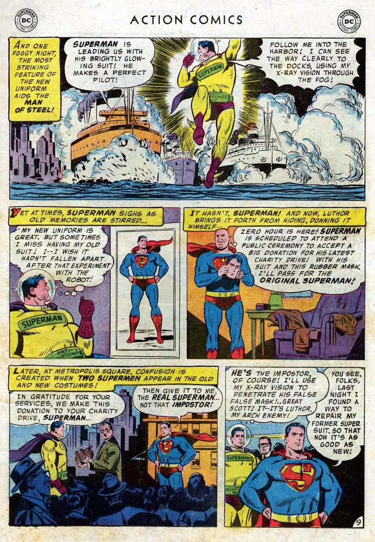 Action Comics (1938) 236 Page 10