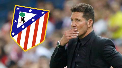 Atletico vẫn sống khỏe