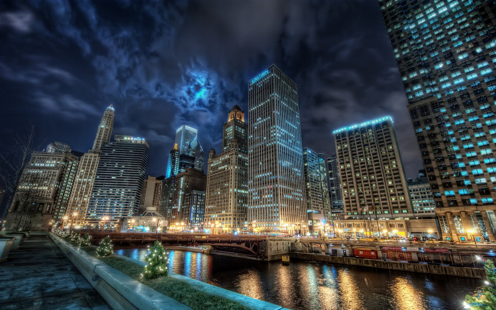Chicago Wallpaper | Hd Desktop Wallpaper