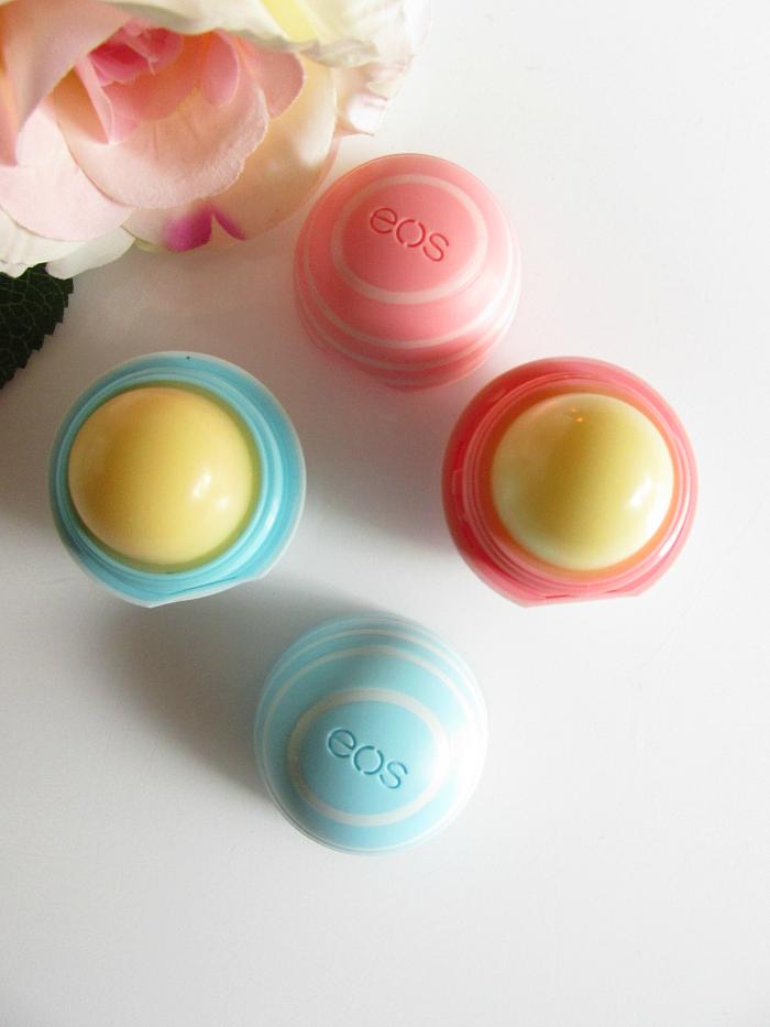 eos - Visibly Soft™ Lipbalms - 7g - je 5.99 Euro Coconut Milk & Vanilla Mint - Rossmann
