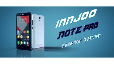 Download Innjoo Note Pro Official Firmware – GSMHostingVIP
