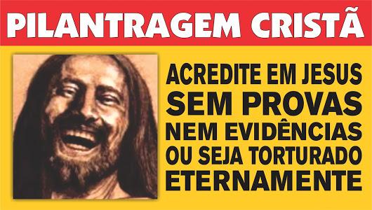 Top 25 Boas Razões para Você não Acreditar em Jesus Cristo! Jesus%2Bmentiroso%2B10