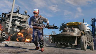 Ubisoft agrega un modo gratis de Multijugador a Watch Dogs 2 llamado Showdown