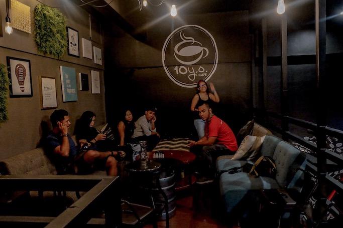 10 y.o cafe marinduque