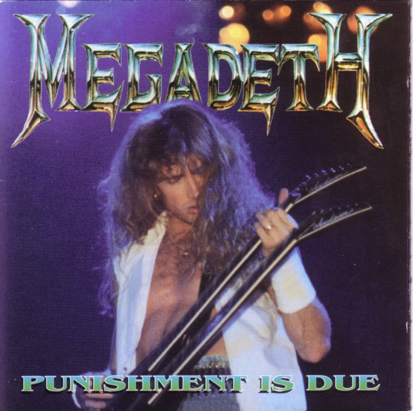 HEAVY-ROCK BOOTLEGS: Megadeth:1993-06-05-The National Bowl