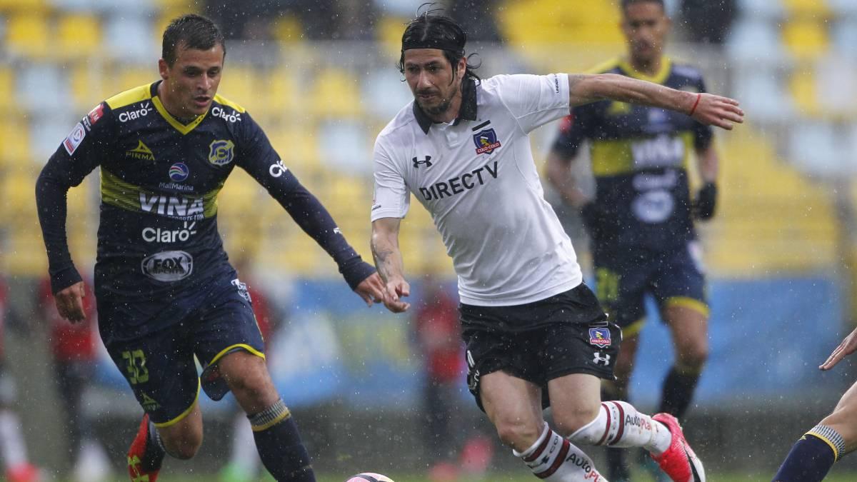 Everton vs Colo Colo EN VIVO por la Primera División