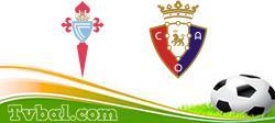 Celta de Vigo vs Osasuna