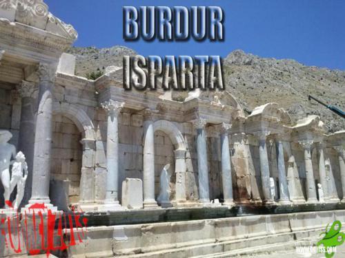 2013/07/22 Türkiye Turu 12. GÜN (Burdur-Taşkapı-Isparta)