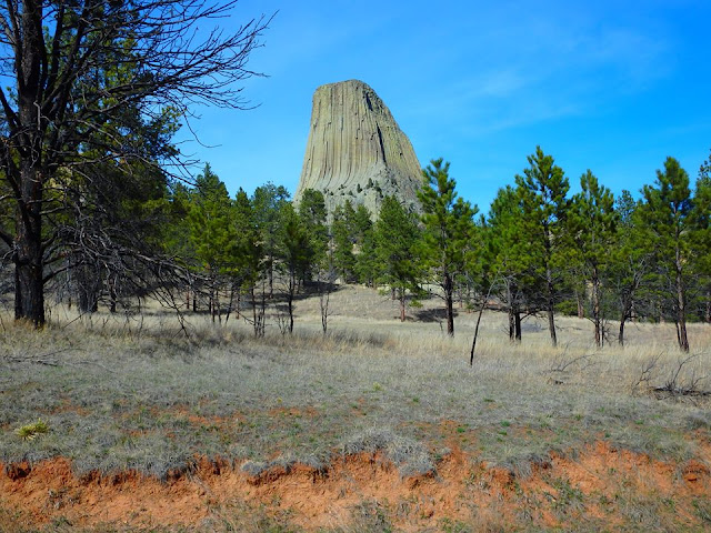 devils tower, road trip, west, bra-venture