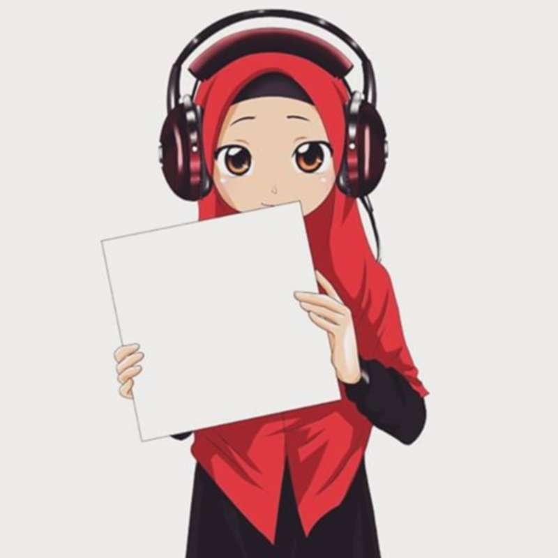 19 Kartun Muslimah Lucu - Anak Cemerlang