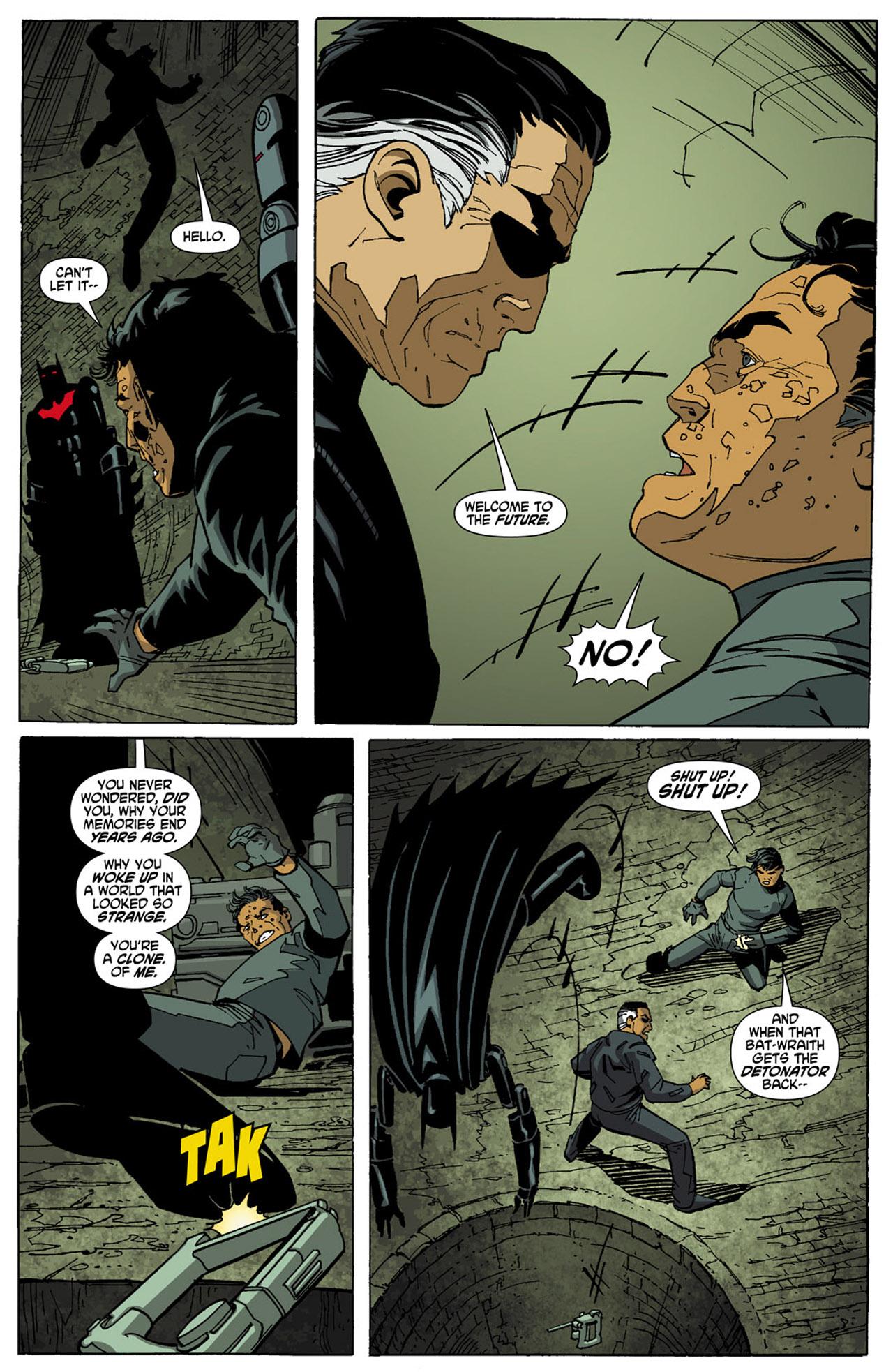 Batman Beyond (2010) Issue #6 #6 - English 12