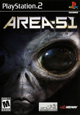 Area 51 (NTSC) PS2 Torrent Download