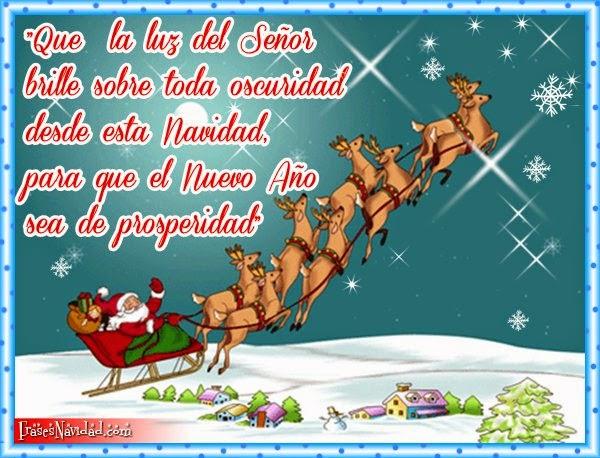 Lemas navideños y de año nuevo
