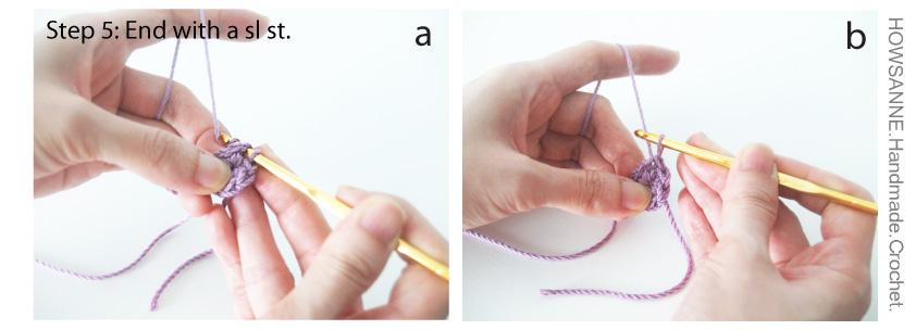 Howsanne Handmade Crochet Tutorial How To Crochet A Magic