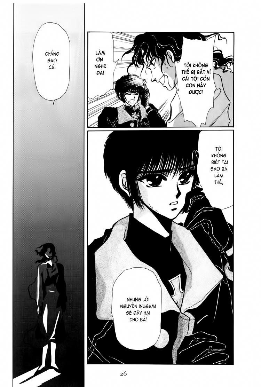 Tokyo Babylon Chapter 4: - CRIME - Truyenmoi.xyz