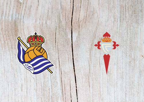 Real Sociedad vs Celta Vigo - Highlights 05 December 2018