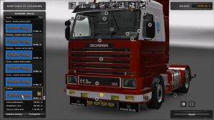 Truck - Scania 143m V 4.0 [Edited]