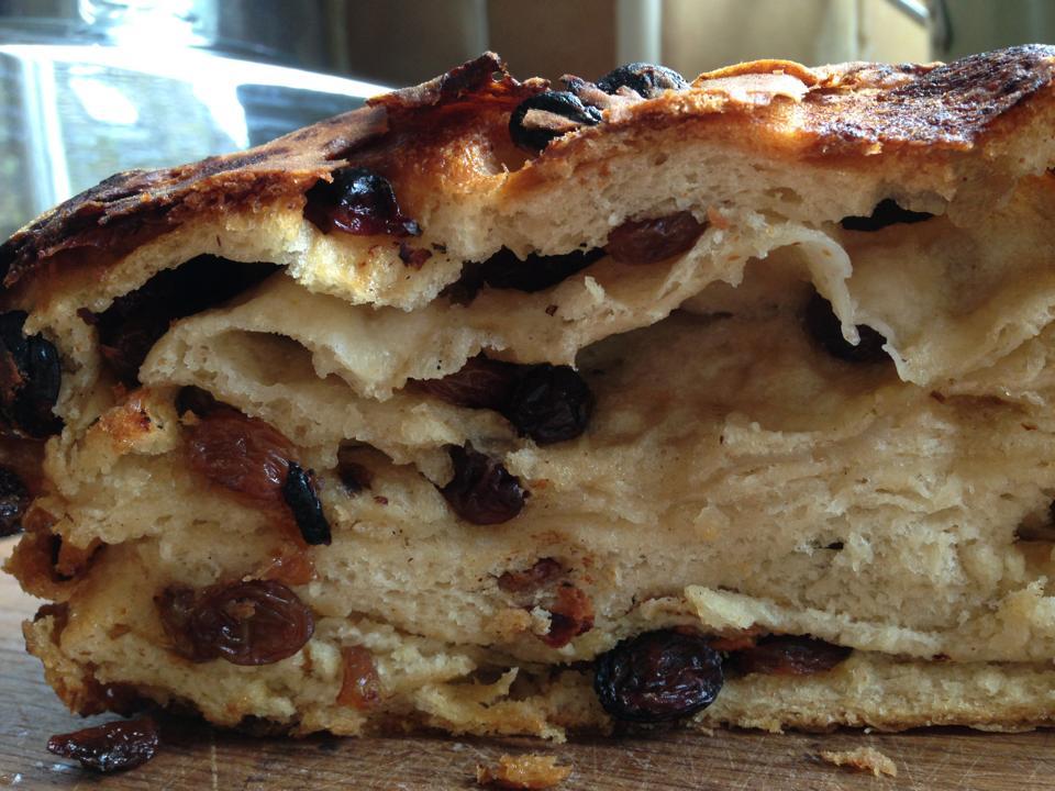 Lard Cake Recipe