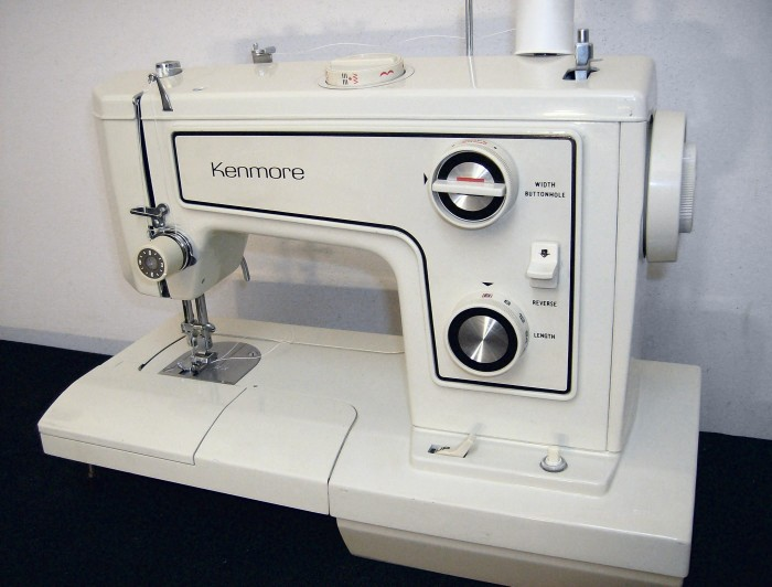 VINTAGE SEWING MACHINES SEARS KENMORE SEWING MACHINES FEET Interesting Kenmore Sewing Machine Accessories