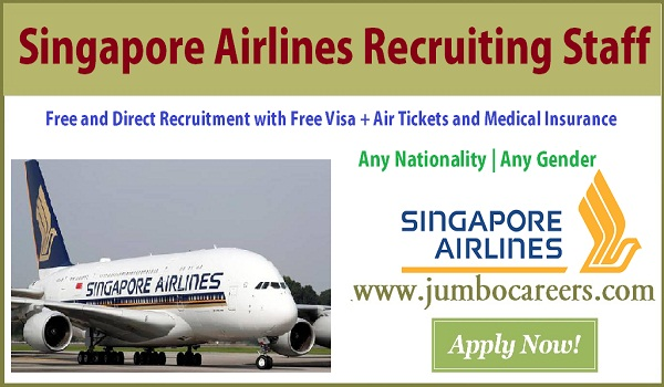 Current Singapore jobs for graduates, Recent Singapore jobs with salary and benefits,