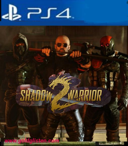 حمل لعبة ( shadow warrior 2 ) بلاي ستيشن 4 رابط مباشر PS4