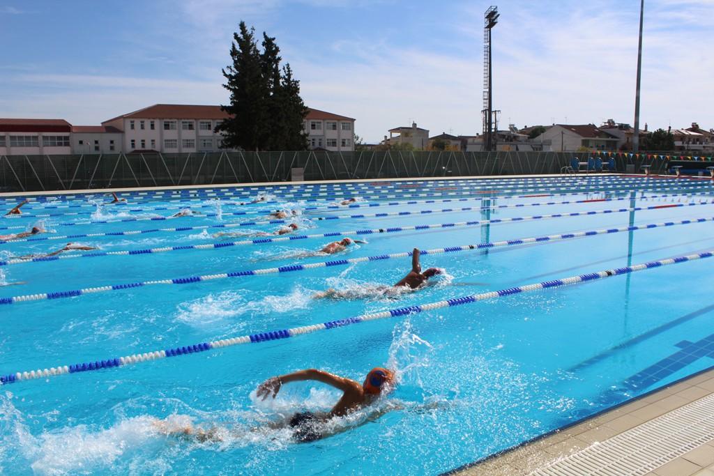 Με γεωθερμία η θέρμανση στο κολυμβητήριο της Νέας Πολιτείας στη Λάρισα