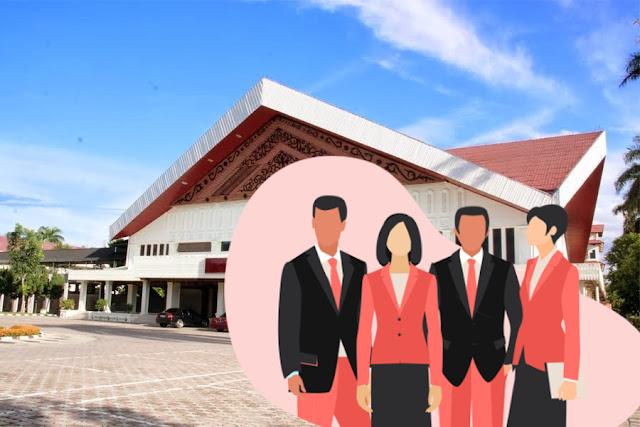 Jihar News, Ini 81 Wajah DPR Aceh Periode 2019 - 2024