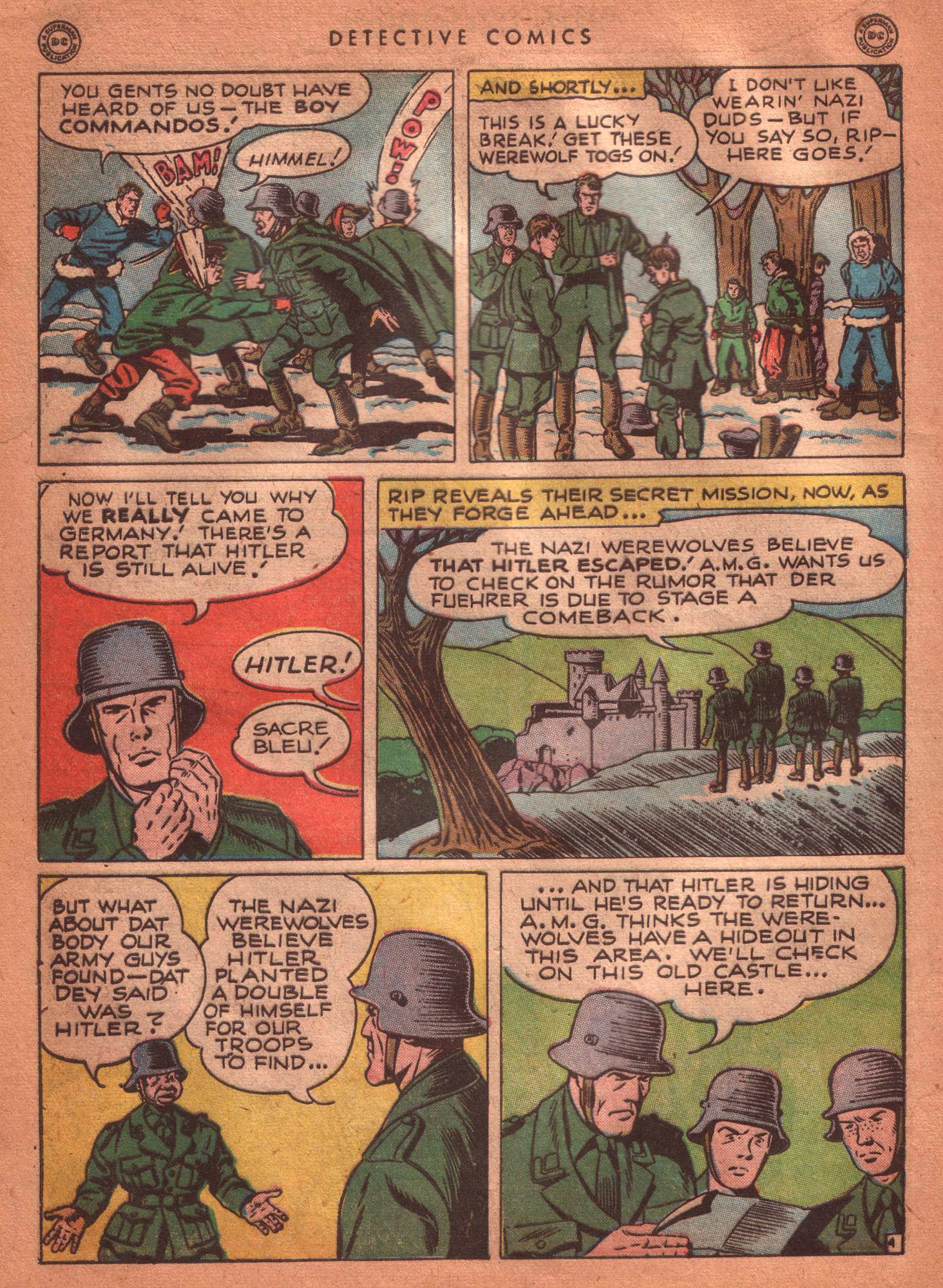 Read online Detective Comics (1937) comic -  Issue #125 - 40