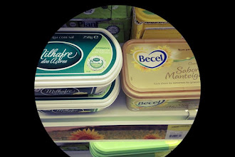 Manteiga VS Margarina