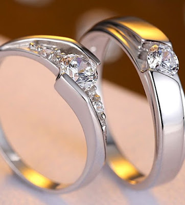 promise rings, valentines day gift for him and her